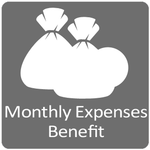 Monthly Expense Benefit